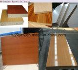 De houten Raad van het Deeltje van de Korrel Melamine Onder ogen gezien met 4ftx8FT