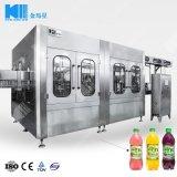 يشبع آليّة يعبّأ طازج عصير شراب آلة