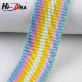 Bande colorée de sports de coton