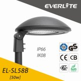 Lámpara de calle de Everlite 50W LED con los CB GS ENEC Lm79 TM21 del Ce