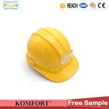 CE& ANSI (JMC-422K)를 가진 HDPE 건축 작업 안전 헬멧 장비