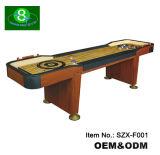 9FT de madeira maciça de MDF de alta qualidade Shuffle Board Tabela Szx-F001