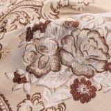 Il sofà 100% del poliestere progetta il prodotto intessuto reticolo su ordinazione del jacquard per il sofà