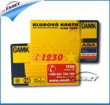 Cartão plástico do PVC do cartão de sociedade da alta qualidade