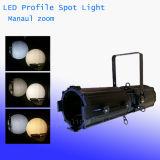 수동 급상승을%s 가진 스튜디오 단계 300W LED 단면도 빛