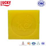 熱い販売の洗濯棒石鹸の良質の安い価格の黄色の洗濯洗剤