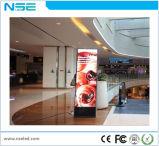 P3mm Poster LED en verre avec WiFi 3G pour le Shopping Mall