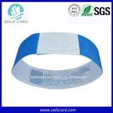 Wristbands di carta di Tyvek di vendita impermeabile di Cheap&Hot