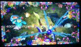 Jogadores do monstro 8 do oceano dos peixes de jogos de Havaí que jogam a máquina de jogo video da caça dos peixes