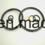 As vedações de anel O encapsulado PEL O ANEL O-Ring encapsulados de Silicone