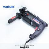 Broca de martelo elétrica do impato dos equipamentos de pouco peso Handheld da broca