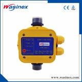 Interruttore di comando automatico di pressione con il calibro con la regolazione di programma
