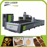 Metallschneidende Faser-Ausschnitt-Maschine der Maschinen-1000With3000W in Eks Laser