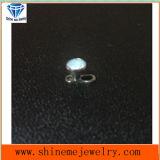 Ankers van de Oppervlakte van het Titanium van de Juwelen van het lichaam de Doordringende met Opalen Steen (MICL003)