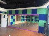 Mur acoustique environnemental Panel-3 de fibre de polyester d'E0-Class