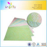 Напечатанная Scrapbook бумага яркия блеска A4