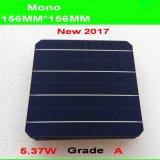 21.6% Pila solare monocristallina High-Efficiency 4bb 5.37W/PC di 156mm un grado