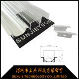 Morire l'alloggiamento della fusion d'alluminio LED per l'illuminazione di striscia del LED con l'più alto coperchio