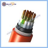 Feuer bewertete Kabel-Glimmer-Band-Feuer-Sperre 300/500V oder 600/1000V