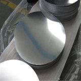 1050 1100 3003 Cercle en aluminium laminé à chaud pour des ustensiles de cuisine
