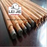 Constructeur d'électrode de soudure d'électrode de tungstène avec la qualité