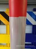 Poste de amarração plástico de bloqueio moldado Elasticized do cabo flexível do PE 800mm
