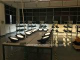Marcação RoHS TUV Luz High Bay Industrial LED 100W para montagem no teto