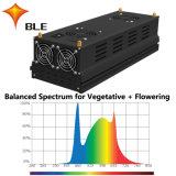 La coltura idroponica dell'interno 600W LED di Dimmable di migliore spettro completo all'ingrosso coltiva l'indicatore luminoso della pianta per la serra