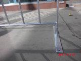 I piedi della base piana hanno galvanizzato l'acciaio di evento & la barriera di HDG da vendere (XMR74)