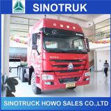 Ventes diesel commerciales de camion d'entraîneur de charron du moteur 10 de HOWO