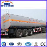 De combustible del almacenaje del petrolero el tanque del acoplado semi/del petróleo crudo