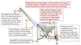 El tornillo de la máquina de elevación de vibración de polvo para la Alimentación (JAT-U400)