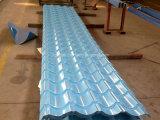 La première pente a ridé/plaque d'appui en acier trapézoïdale/glacée de PPGI/PPGL