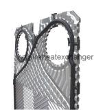 Titanio, AISI SS316L, AISI SS304 Phe, piatto dello scambiatore di calore, scambiatore di calore del piatto della guarnizione