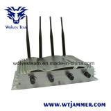 GSM + + CDMA DCS + 3G Mobile Phone Jammer