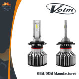 L'automobile S6h7 parte il faro 7600lm/Pair 3800lm/Bulb IP68 di colori LED