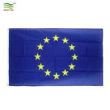 L'impression de l'écran national durable drapeau du pays de l'Union européenne Drapeau de l'UE