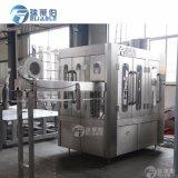 Ce jus vérifiées ISO 2000bph plafonnement de l'de remplissage de l'équipement de lavage dans des bouteilles en plastique