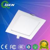 Luz do painel de LED quadrado 24W