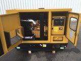 30kVA 24kw Diesel-Generator des Gleiskettenfahrzeug-De33e0