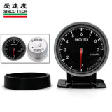 motore universale dell'automobile del calibro della barra RPM dell'indicatore di 60mm 635car 7-Color LED