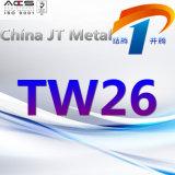 Tw26 de Leverancier van China van de Plaat van de Pijp van de Staaf van het Staal van de Legering