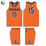 Maglia Da Basket A Sublimazione Personalizzata Sportswear Uniforms Per Uomini