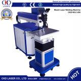 De Machine van het Lassen van de Laser van de Reparatie van de Naad van de Vorm van het metaal van China