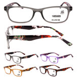 Banheira vendendo óculos de leitura de PC de alta qualidade pronta mercadorias óculos de leitura de varejo (KPR17090)