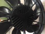 12V/24V DC de 16 pulgadas de alto flujo de aire del ventilador del radiador del motor sin escobillas axial