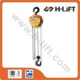 Gru Chain manuale con la catena galvanizzata della gru (tipo di CH-G)