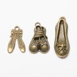 Chaussures de Mignon Lucky Charms Conclusions pour les Bijoux Pendentifs