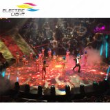 Peso da Luz Maxv 3D P8.928 RGB LED interativo de Dança para Discolight ecrã de vídeo