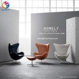 Réplica al por mayor de la fábrica de adultos de bola de Arne Jacobsen barata silla Huevo